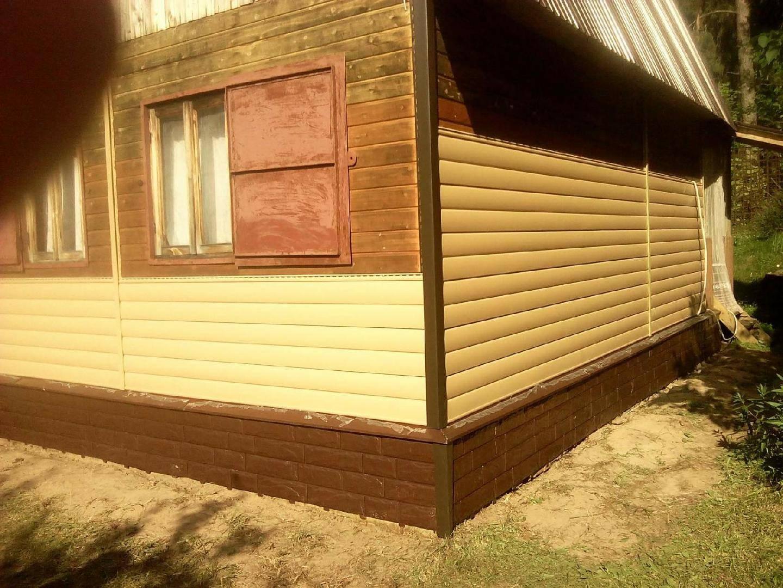 Чем лучше обшить деревянный дом снаружи: полезные советы