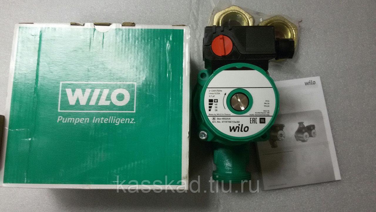 Насосы Wilo технические характеристики и обзор моделей