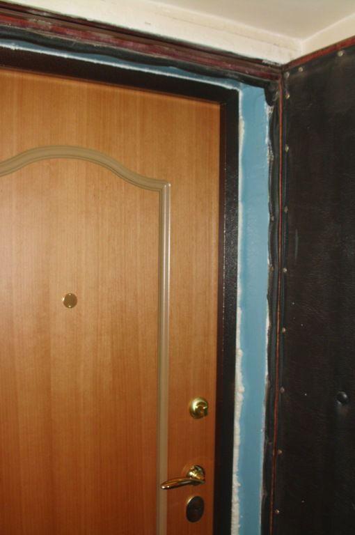 Откосы на входную дверь своими руками: как сделать правильно, фото, видео