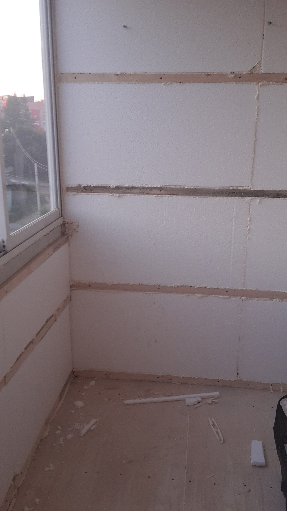 Утепляем пол на балконе своими руками: пенопластом, пеноплексом, мин. ватой (пошаговая инструкция)