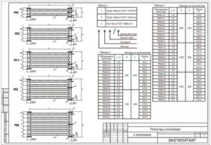 Регистр отопления: преимущества и недостатки регистров отопления, руководство по самостоятельному изготовлению регистра