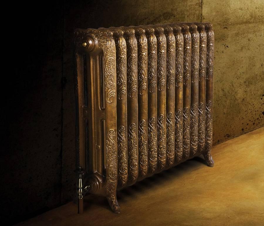Чугунные ретро радиаторы: обзор популярных моделей, преимущества, критерии выбора, цены