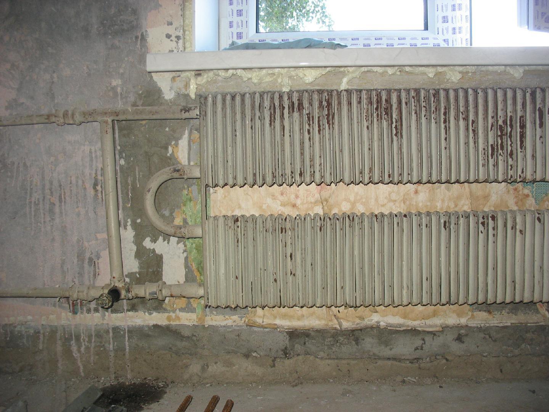 Схема подключения конвектора отопления и монтаж экрана
