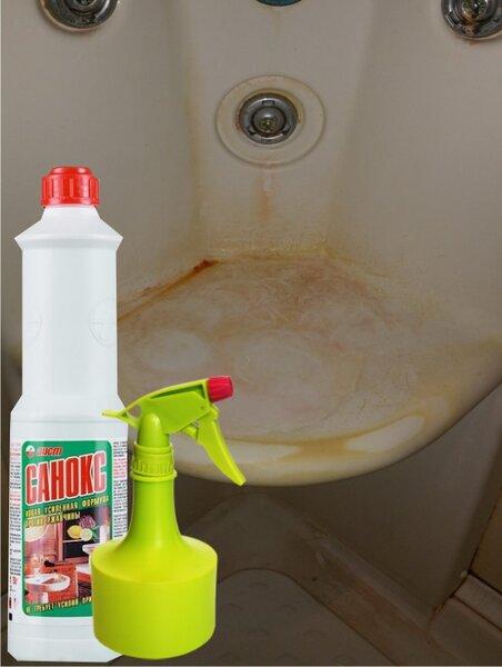 Как отмыть душевую кабину: обзор средств для чистки