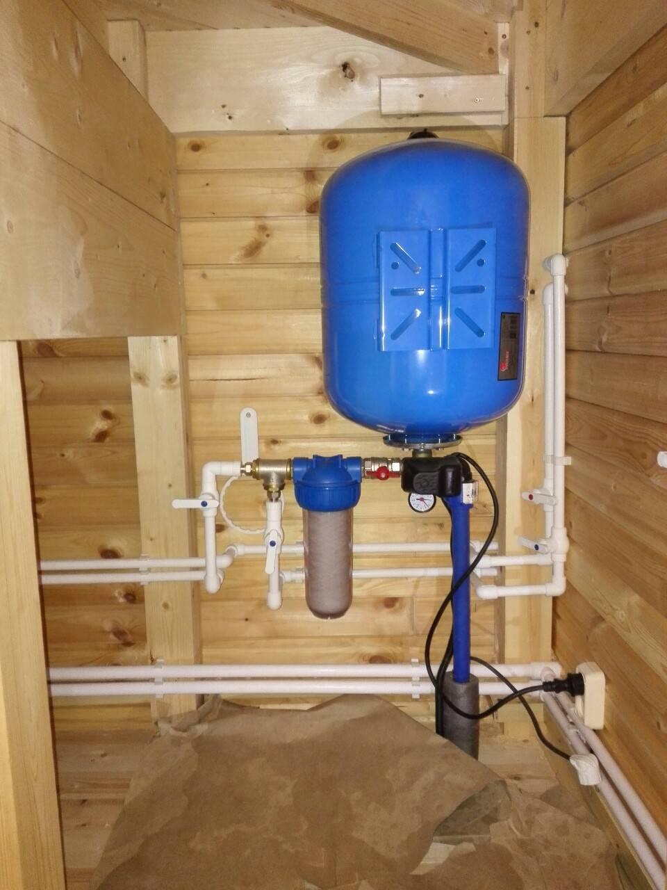 Зимний водопровод из колодца: обзор лучших вариантов и схем обустройства