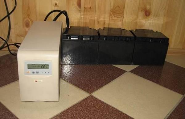 Бесперебойник для газового котла: как выбрать ибп, расчет аккумулятора