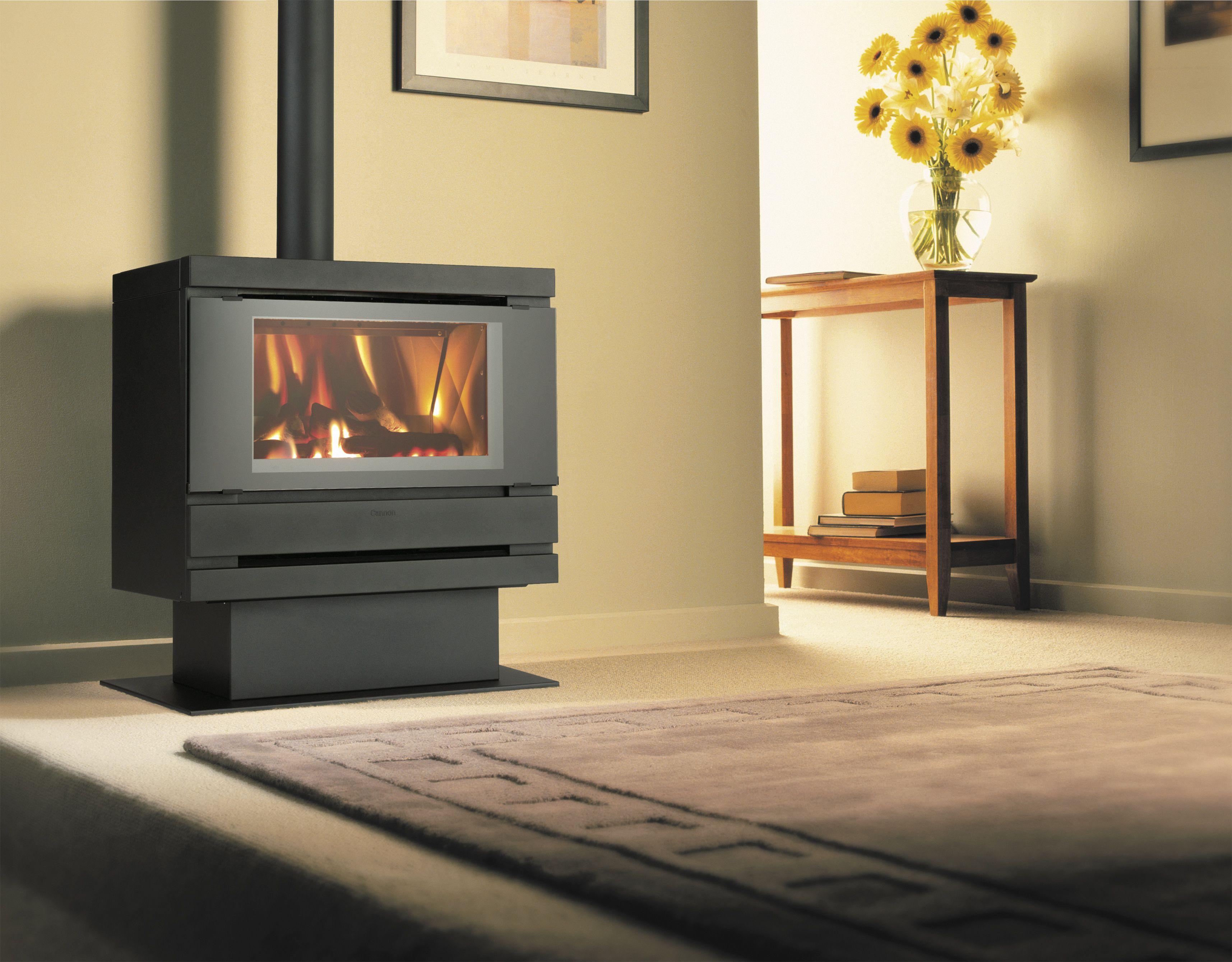 Газовый камин для загородного дома, дачи и квартиры: обзор, выбор моделей + фото