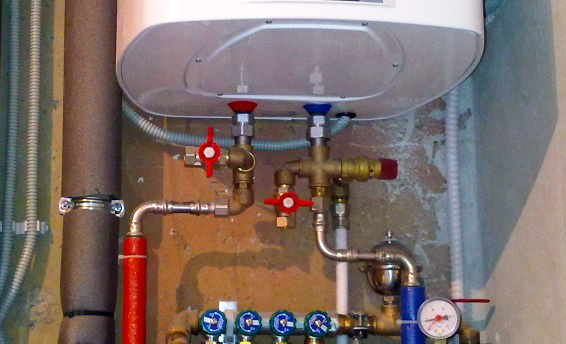 Как правильно слить воду с водонагревателя: как опорожнить бойлер