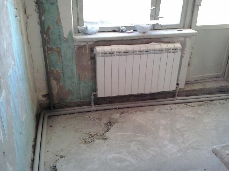Индивидуальное отопление в квартирах —  просто о сложном