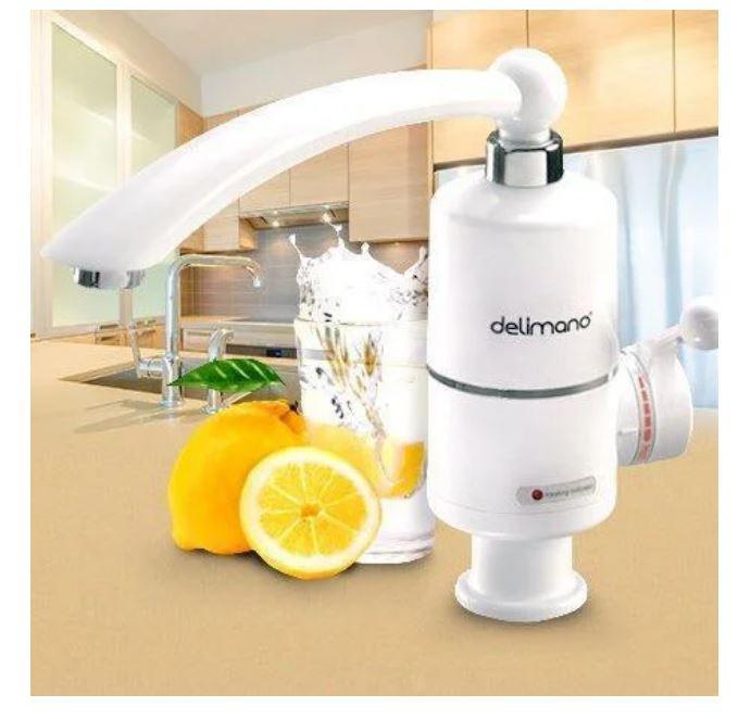 Водонагреватель делимано - кран мгновенного нагрева воды