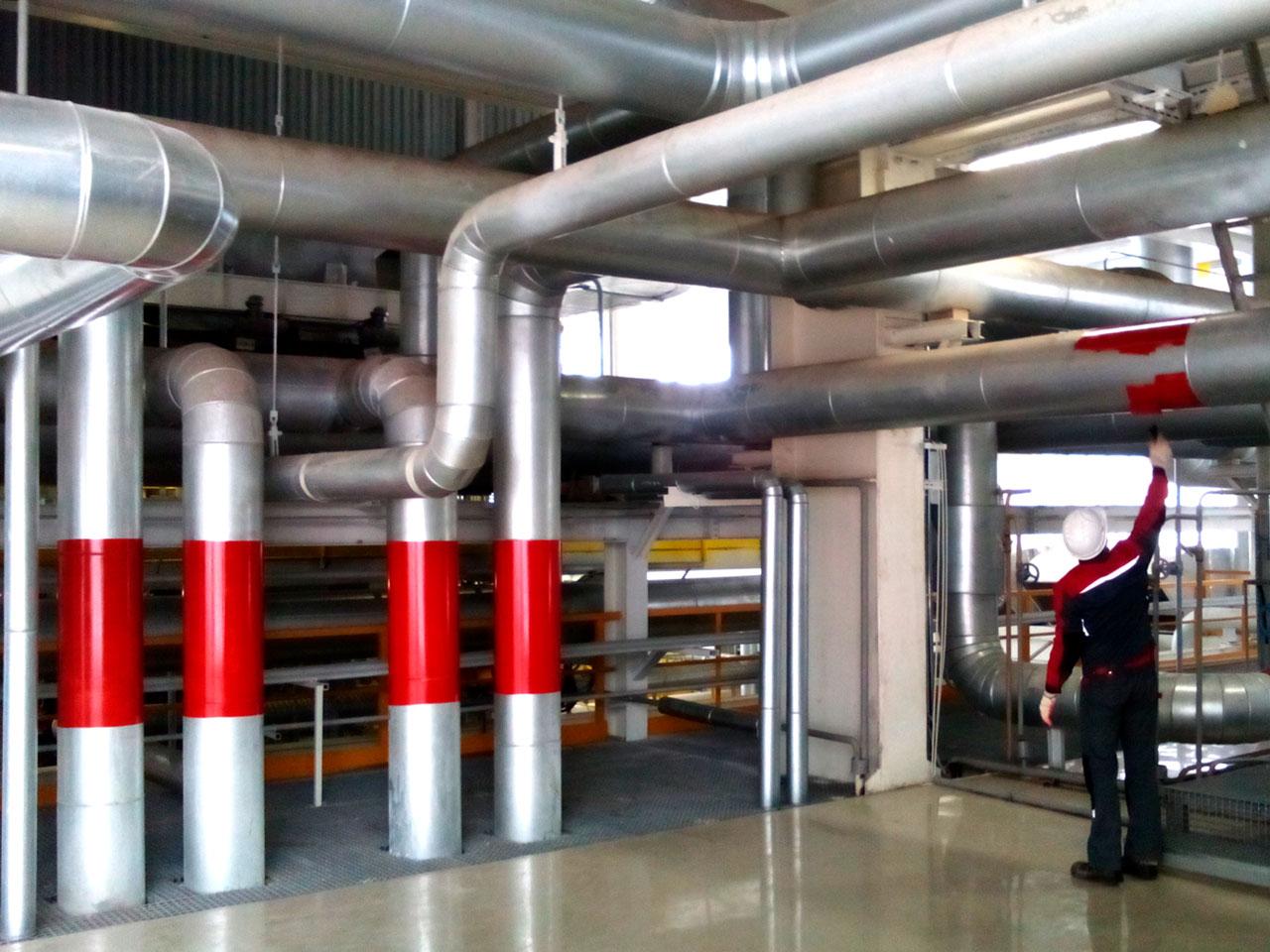 Виды теплоизоляции труб отопления при утеплении трубопровода