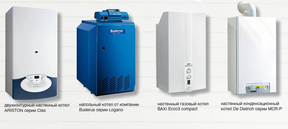 Какой газовый котел для отопления частного дома лучше выбрать