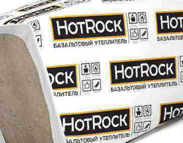 Утеплитель hotrock: технические характеристики теплоизоляции хотрок, порядок монтажа