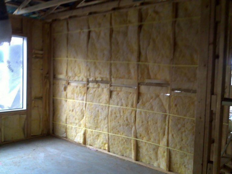 Виды утеплителей для стен дома изнутри