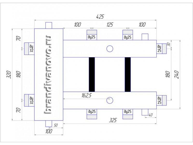 Гидрострелка: принцип работы, назначение и расчеты