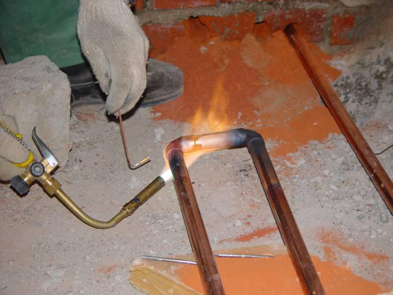 Как варить отопление электросваркой в труднодоступных местах - moy-instrument.ru - обзор инструмента и техники