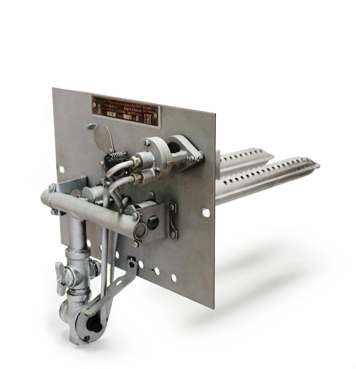 Газовое оборудование для отопления дома – горелки для печей и котлов