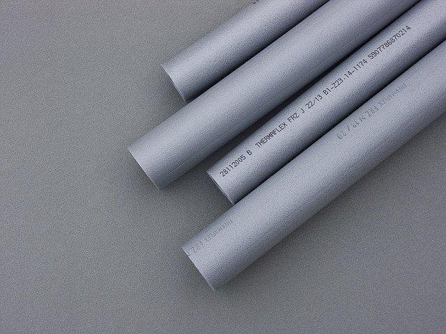 Утеплитель для защиты труб, изготовленный из вспененного полиэтилена (теплоизоляция)
