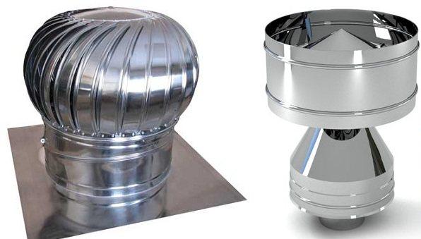 Турбодефлектор для вентиляции: преимущества и недостатки