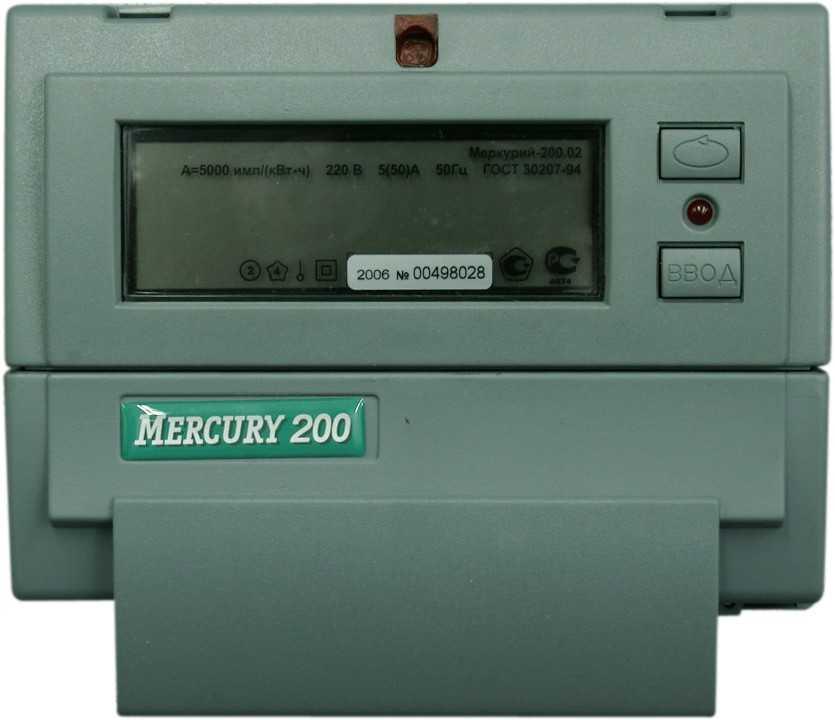 Характеристики двухтарифного счетчика электроэнергии меркурий - жми!
