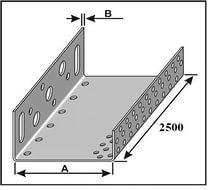 Цокольный профиль: функции изделия, необходимые комплектующие, монтаж и соединение угловых стыков