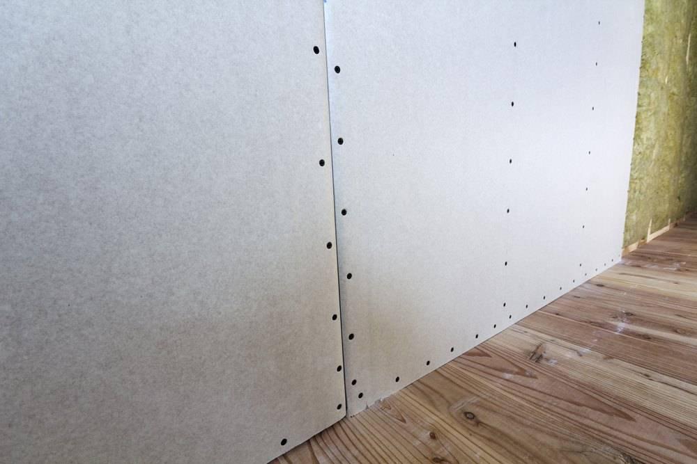 Утеплитель под обои для стен внутри квартиры