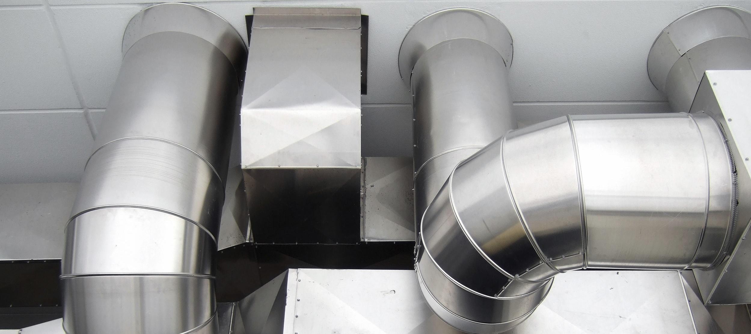 Воздуховоды для вентиляционной системы: виды и модели изделий, преимущества и недостатки