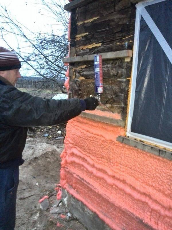 Как утеплить деревянный дом снаружи своими руками: утепление каркасного, брусового дома, пошаговая инструкция, видео