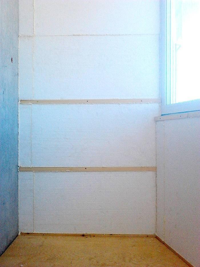 Утепление лоджии пеноплексом (40 фото): как утеплить экструдированным пенополистиролом своими руками пол и потолок