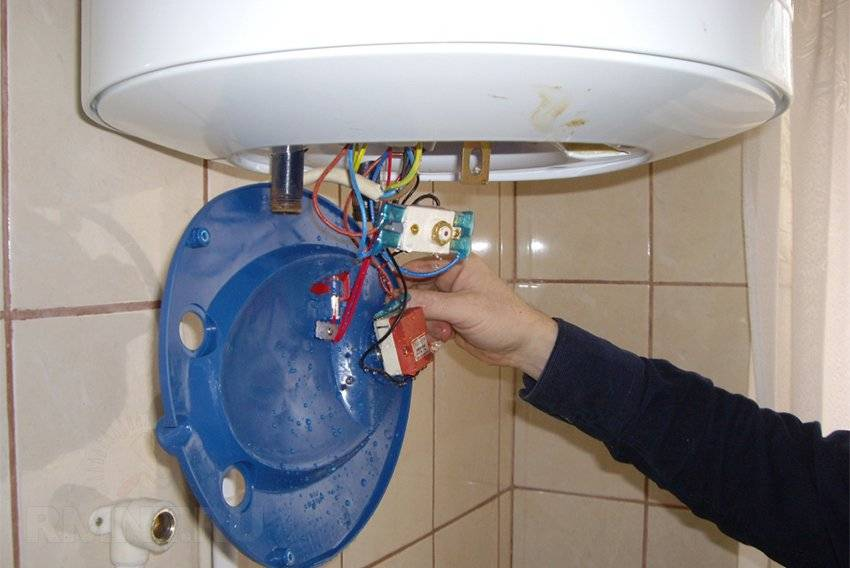 Как выполнить ремонт водонагревателя аристон своими руками - жми!