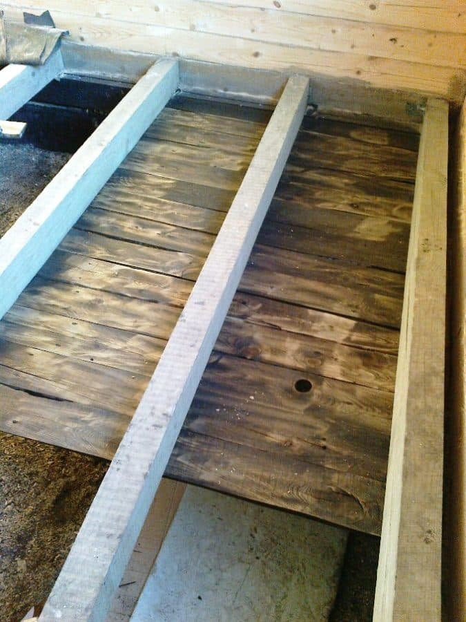 Утепление пола в деревянном доме сверху — топ-10 материалов и инструкция по укладке