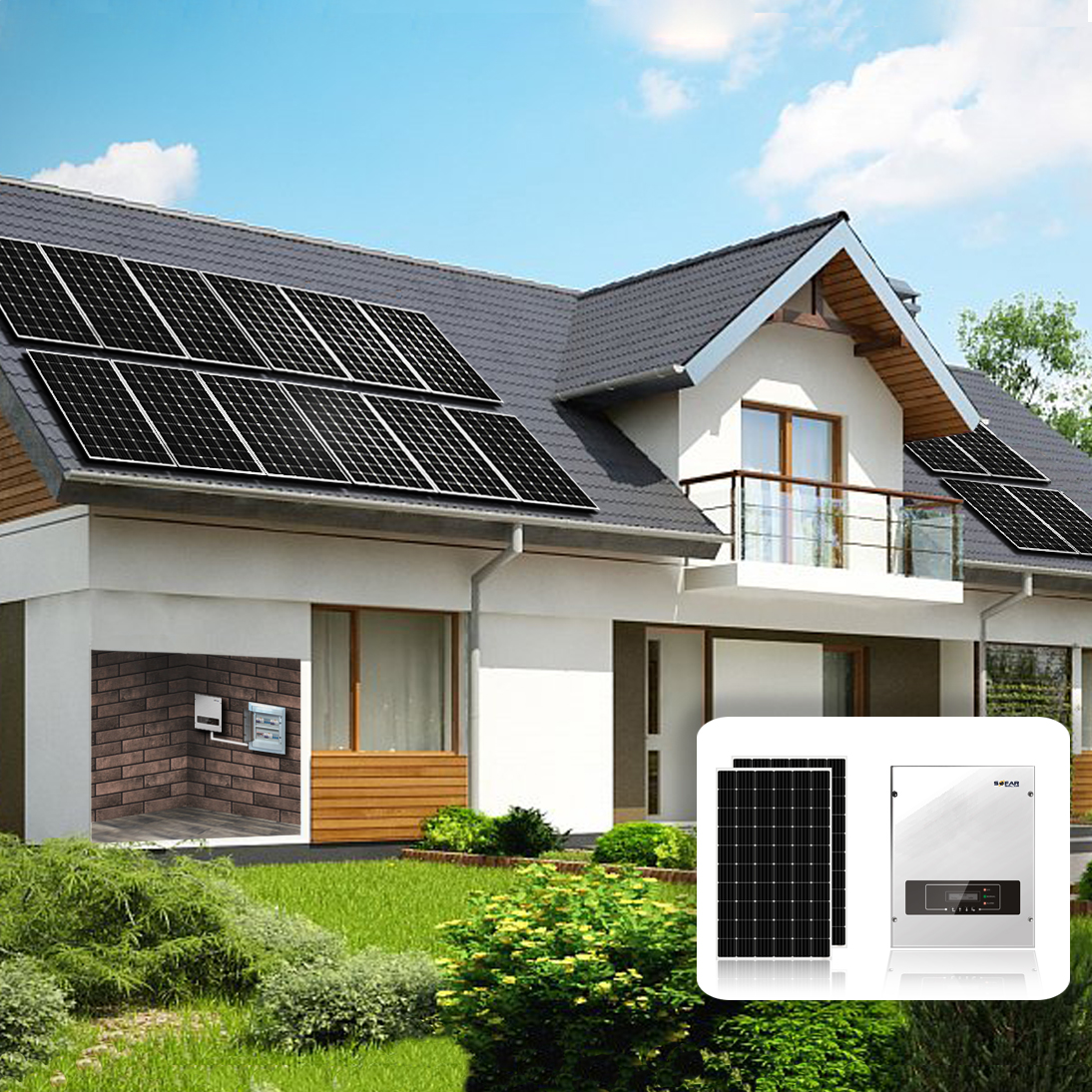 Солнечные батареи для дома: принцип работы, типы, рейтинг топ 7 лучших производителей, отзывы