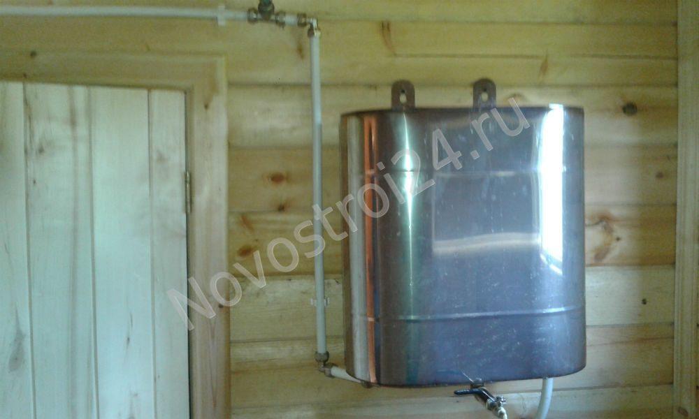 Как выбрать бак для воды в баню? на что обратить внимание? | построить баню ру
