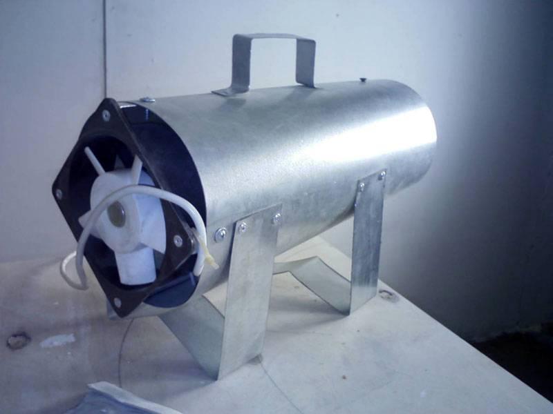 Как выбрать газовая теплопушку: принцип работы, обзор моделей