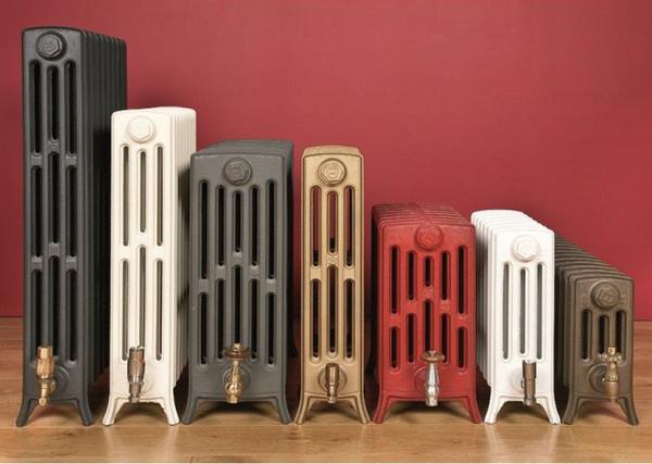 Низкие радиаторы отопления: алюминиевые, биметаллические, чугунные, стальные, медно-алюминиевые
