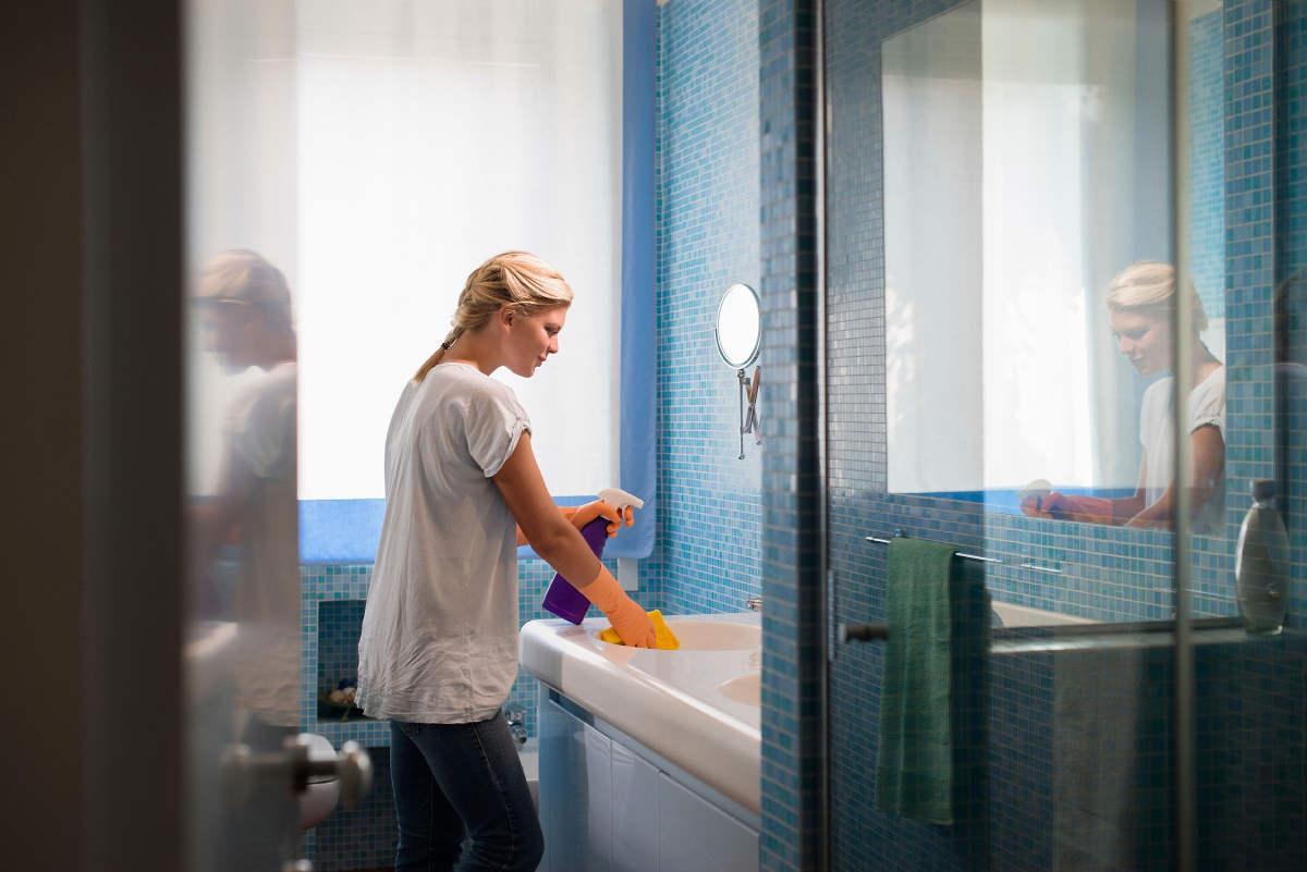 5 ошибок, которые делают ванную комнату неряшливой