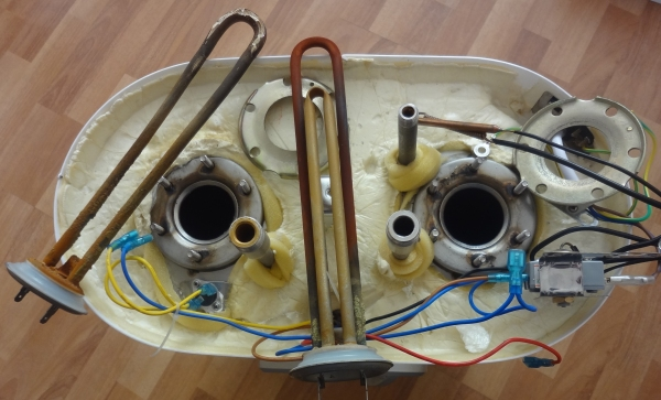 Ремонт водонагревателя термекс своими руками