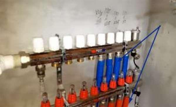 Трубы для водяного теплого пола: виды, лучшие варианты, обзор брендов