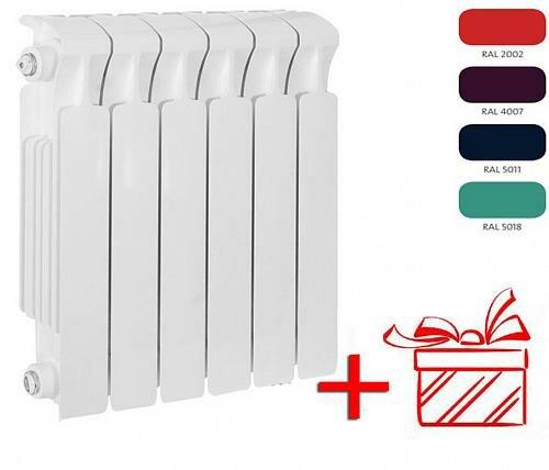 Использование батарей рифар монолит 500 для отопления дома
