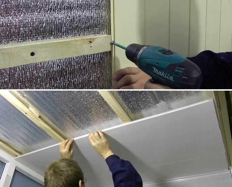 Утеплитель для стен фольгированный - снаружи и внутри. цена и отзывы