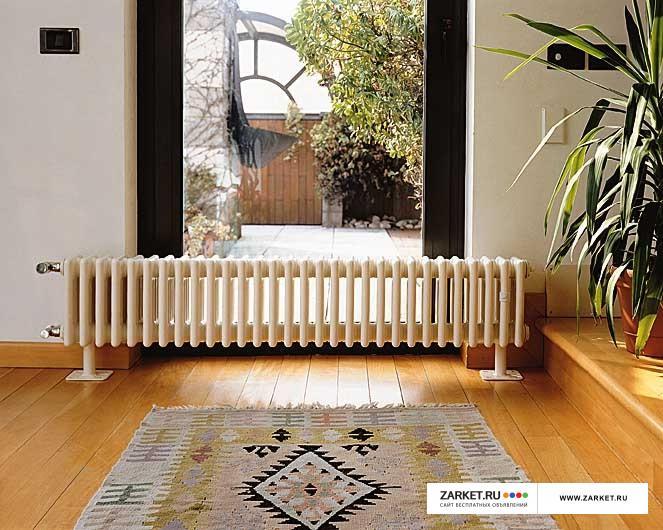 Трубчатые радиаторы отопления: виды, обзор популярных моделей, преимущества и недостатки использования