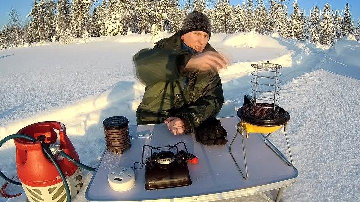 Газовый обогреватель для палатки: виды, устройство, модели, цены