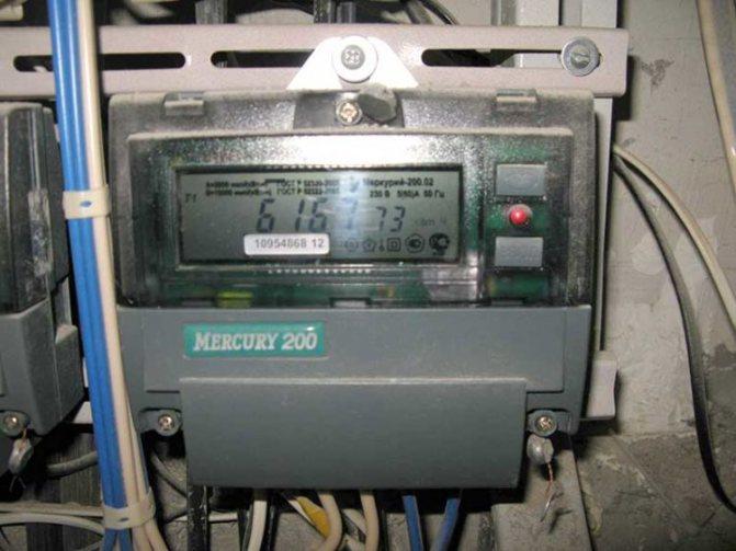 Подключение двухтарифного электросчетчика: схема, видео, инструкция