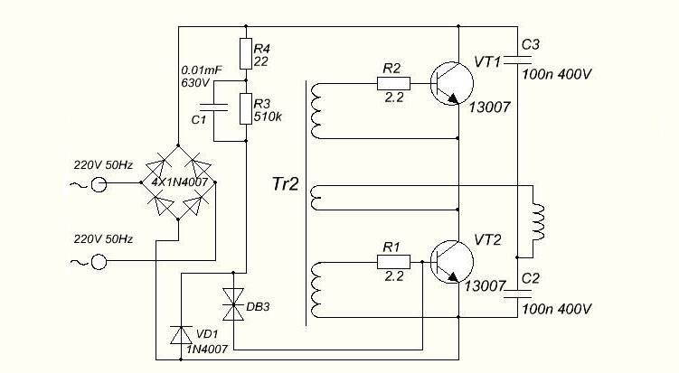Индукционный нагреватель своими руками — 3 варианта сборки