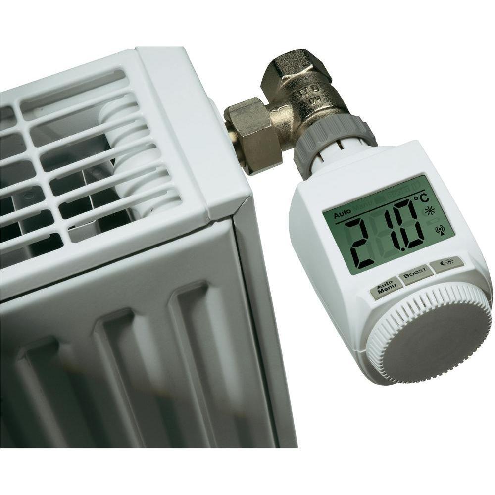 Регулятор температуры воды в системе отопления механический