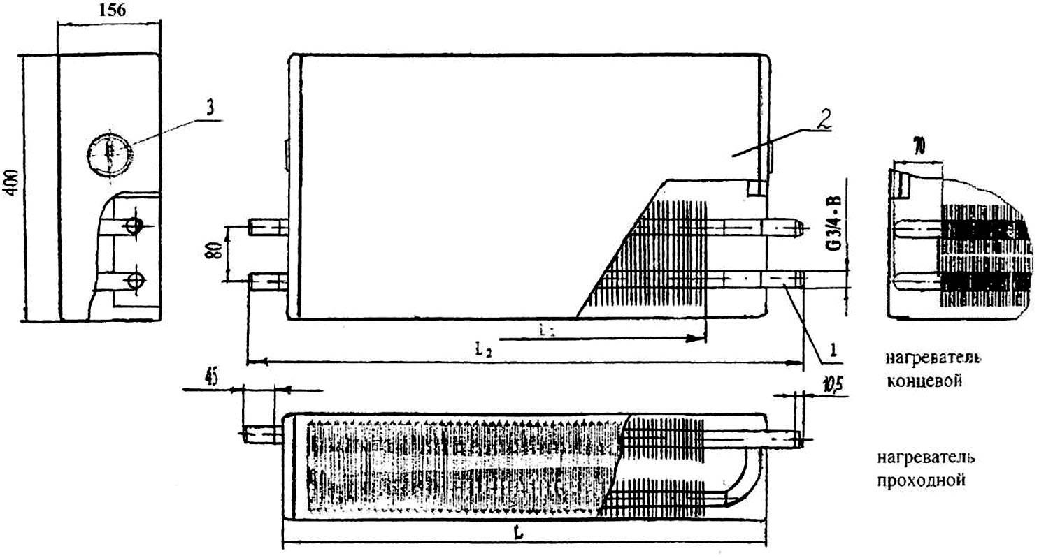 Водяной конвектор отопления - лучшее отопление