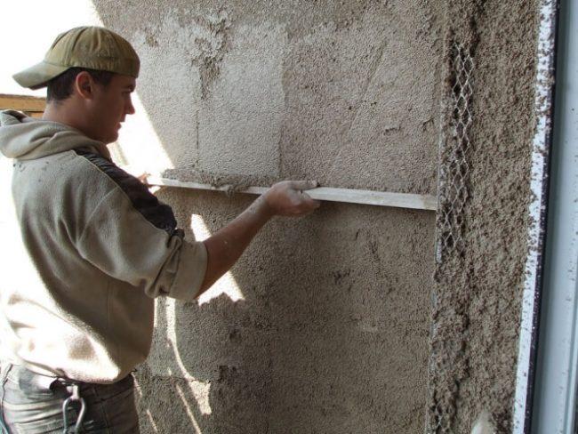 Теплоизоляционная штукатурка и ее применение для внутренних и наружных работ