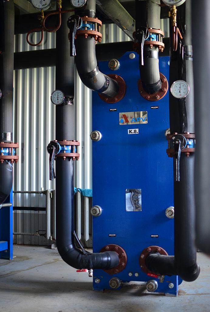 Разновидности теплообменников для горячего водоснабжения частного дома