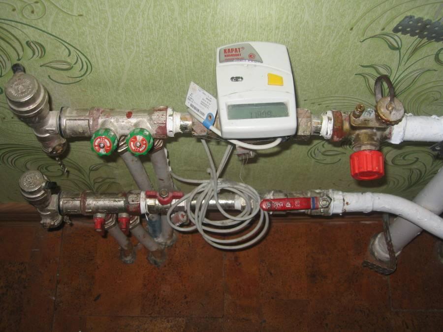 Установка счетчиков на отопление в квартире: нюансы и подводные камни