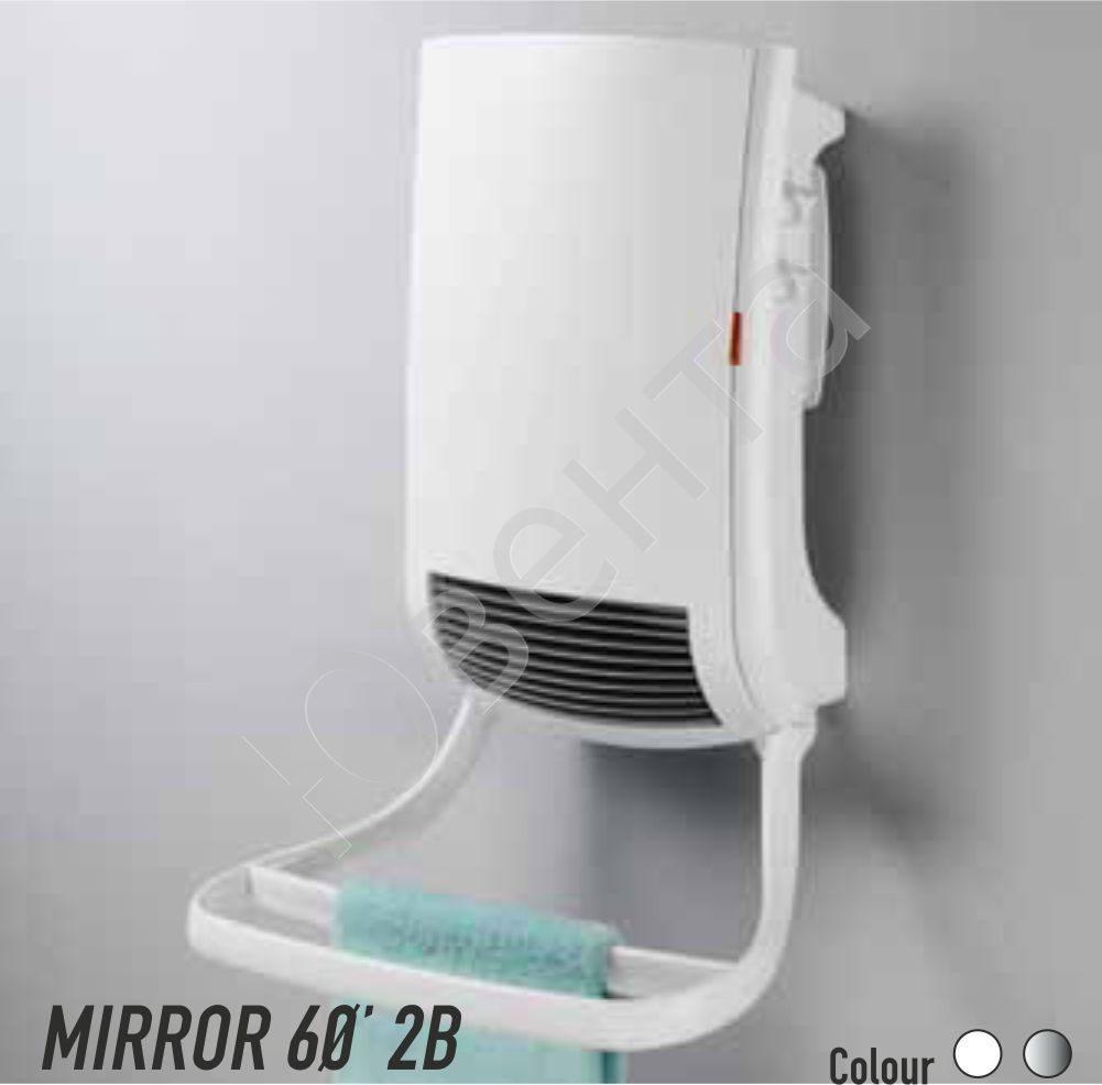 Какой выбрать для ванной настенный обогреватель?